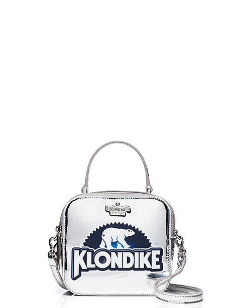 OMG a Klondike Bar bag!! What would you do for a Klondike Bar?