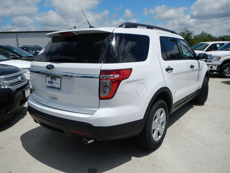 New 2014 Ford Explorer For Sale in Fairfax, VA | Ted Britt Ford