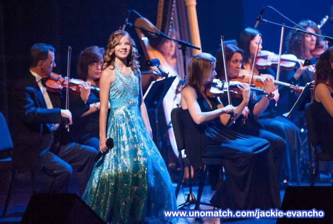 Good Morning America Tomorrow : Best images about jackie evancho on pinterest to be