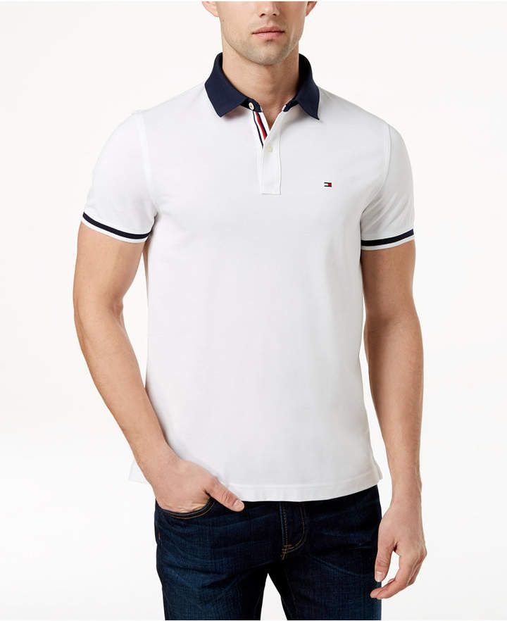 Tommy Hilfiger TH Flex Sophisticated Slim Polo Hombre