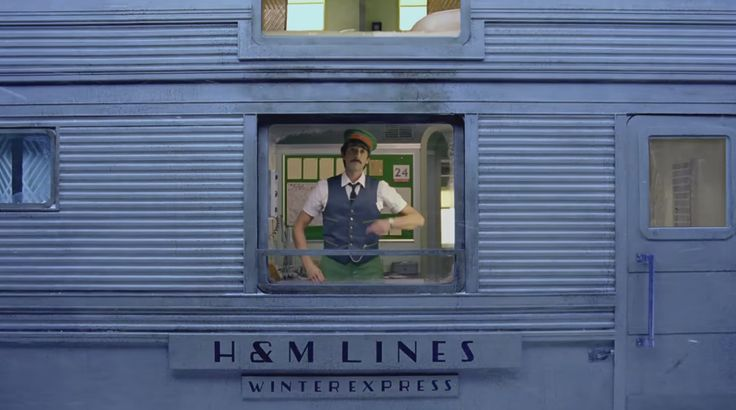 """""""Come Together."""" A Wes Anderson short film for H&M"""