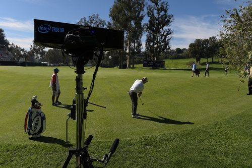 Intel True VR Offers 360-Degree Peek At Players Championship PGA Tour
