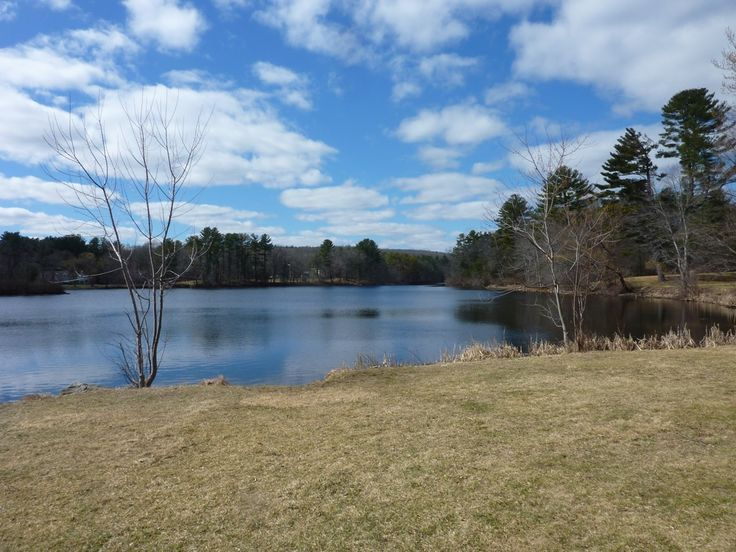 GREAT WALK: the Hopedale River area in Hopedale, Massachusetts - http://