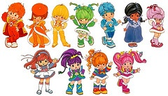 Rainbow Brite and Friends (Winchette1984) Tags: cartoon retro nostalgia 80s characters 1980s colorkids