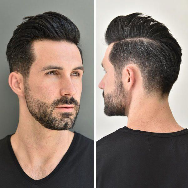 2020 Mens Hairstyle With Beard 2020 Mens Hairstyle In 2020