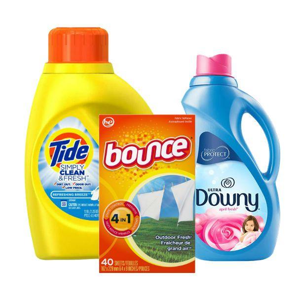 En CVS puedes conseguir el Tide Simply Clean, Downy o Bounce Sheets a $2.94 en especial desde el 10/8/17 - 10/14/17. Compra (1) y utiliza ...