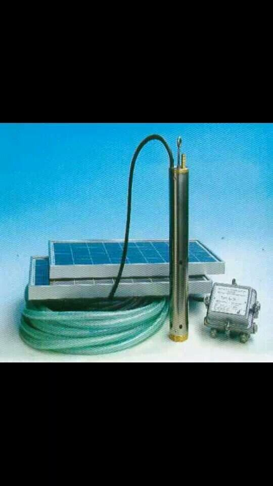 solar power water pumping system pdf