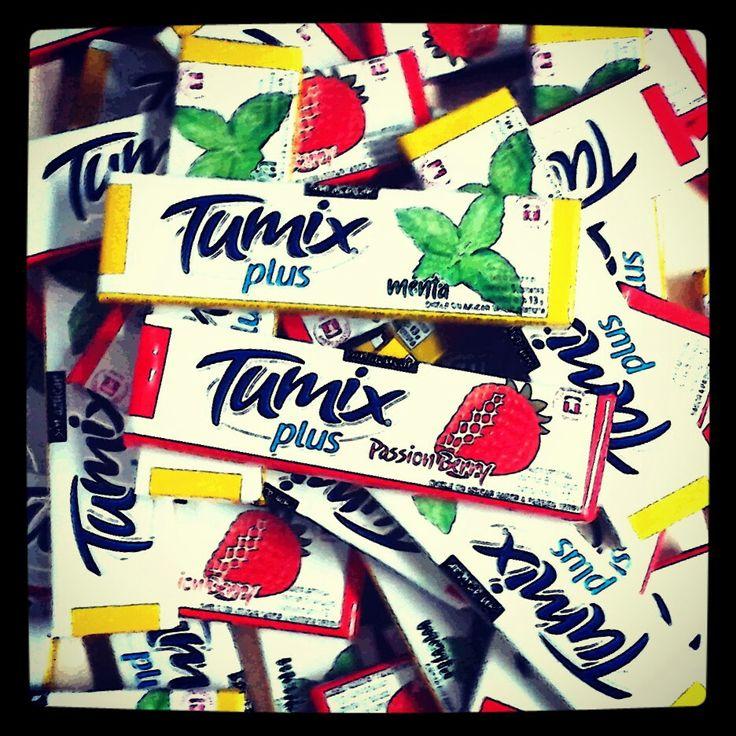 TumixPlus, TUMIXPLUS EVERYWHERE!  #FrescuraPlus