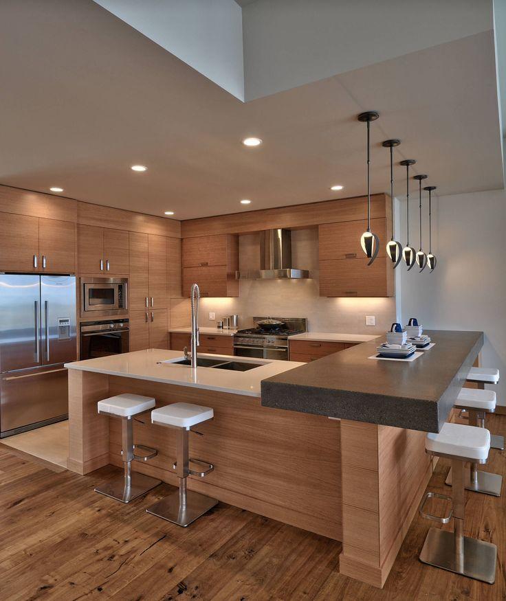 Open concept kitchen design. HDB. Ideal layout.