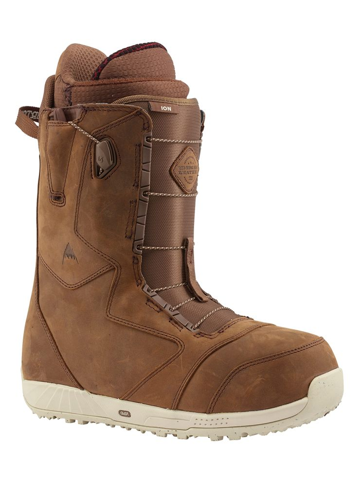 Men's Red Wing® Leather x Burton Ion Leather Snowboard Boot