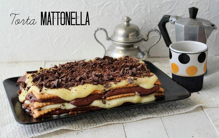 Torta mattonella una ricetta golosa per un dolce semplice al cucchiaio ricetta torta mattonella dolce ottimo al cucchiaio
