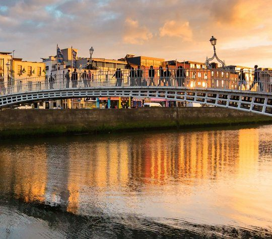 Grand Prize: $3,100.00 Two round trip airfare tickets to Ireland; a 4 night stay at The Dylan Hotel in Dublin with breakfast each morning (Eastmoreland Place, Dublin 4, Ireland); a VIP tour of EPIC the Irish Emigration Museum (CHQ Custom House Quay,...