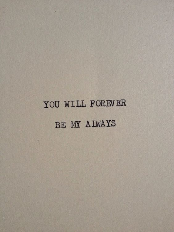"""Te amo mas que nunca, y menos que mañana"" ❤️ te dije que escribías increible!!!!!"