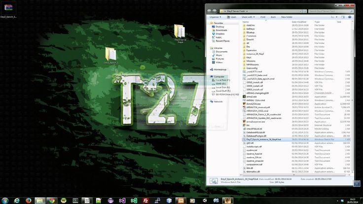 DayZ Epoch Server Setup