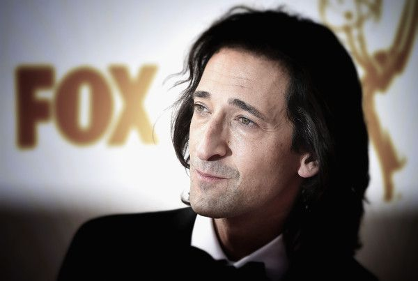 Adrien Brody Photos - This Image has been processed using digital filtes).Actor Adrien Brody attends 67th Annual Primetime Emmy Awards at Microsoft Theater on September 20, 2015 in Los Angeles, California. - An Alternative View of the 67th Annual Primetime Emmy Awards