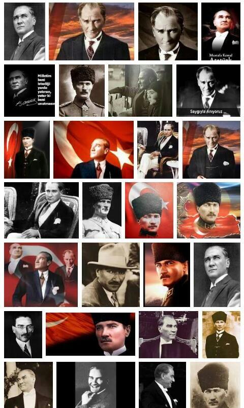 Atatürk Sana Minnettarız