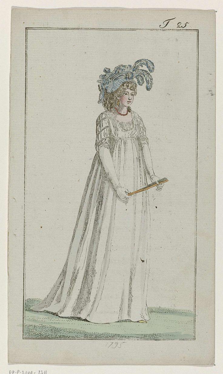 Journal des Luxus und der Moden, 1795, T 25, Georg Melchior Kraus, 1795