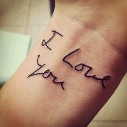 and love said no tattoo dating