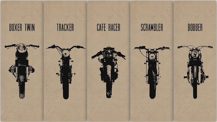 Motorcycles | Vintage | Cafe Racer | Scrambler | Boxer Twin | Tracker