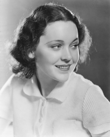 """Maureen O'Sullivan 1911-1998,    was the first Jane Porter in the classic  Tarzan movies, with Johnny Weissmuler, 1932,   she also appeared in other movies with famous actors, which one of them was with Robert Taylor in """"A Yank at Oxford""""      (Maureen O'Sullivan is Mia Farrow's Mother)"""