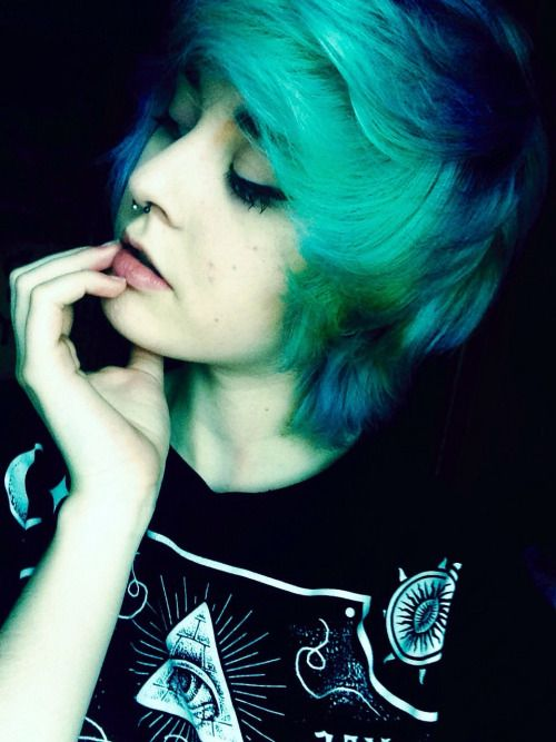 short-emo-hair | Tumblr | Short emo hair