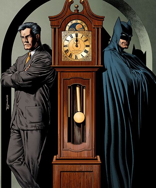 Batman por Brian Bolland