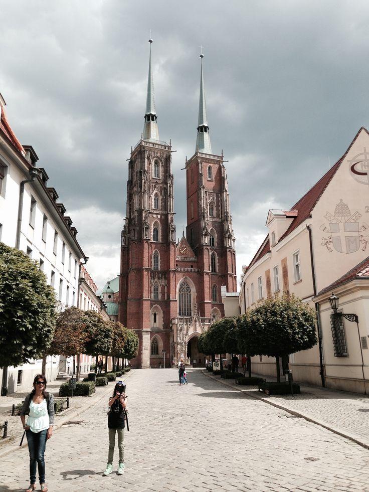 Breslauer Dom Katedra św. Jana Chrzciciela plac Katedralny 18, 50-329 Wrocław, Polen