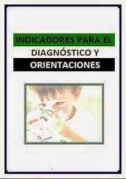 Listado de indicadores de detección de dificultades