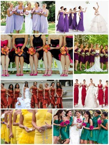 Damas de honor: un gesto de amistad y compañerismo que vale la pena incluir en tu boda!!