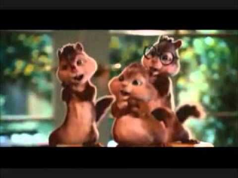 Chipmunks - HAPPY BIRTHDAY SONG