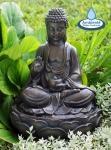 Ariya Buddha - Solar Water Fountain