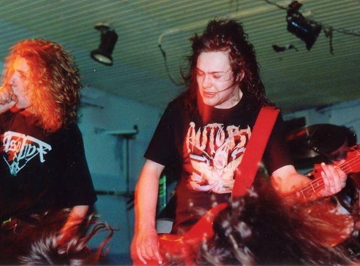 Nick and Steve,1989