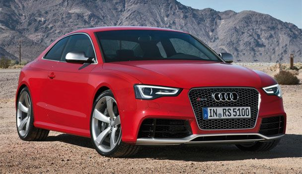 #Review: Is the new #2013 #Audi #RS #5 a #race #car for the #street? @Audi Cook USA @TFLcar