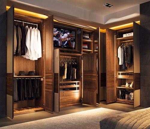 http://chicerman.com  gentlemansessentials:  Walk In Closet  Gentlemans Essentials  #accessories