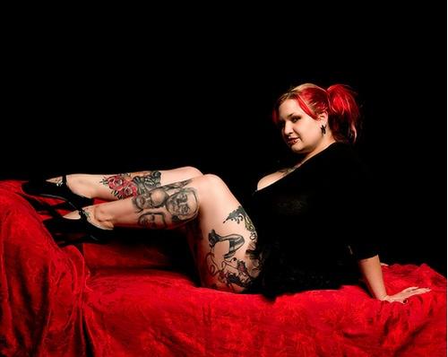 tattoos: Tattoo D, Beautiful Curves, Curves Ahead, Tattoos, Beautiful Lovelies, Big Beautiful