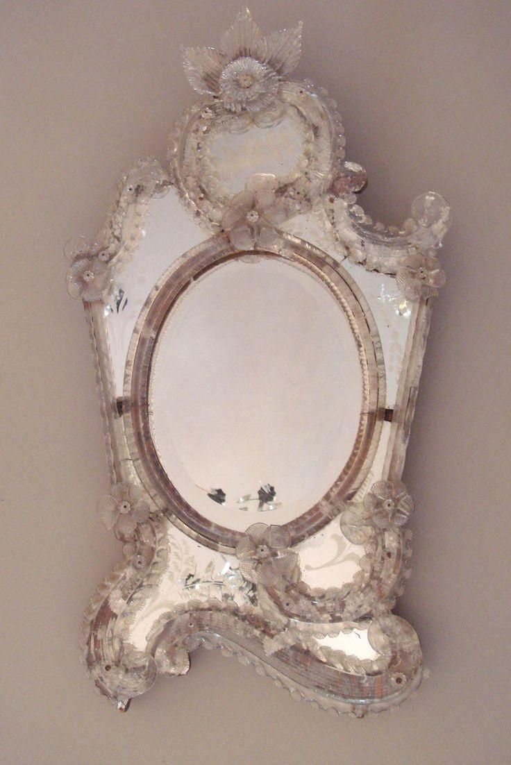 20 Best Collection Of Small Venetian Mirror Antique Mirror Mirror Venetian Wall Mirror