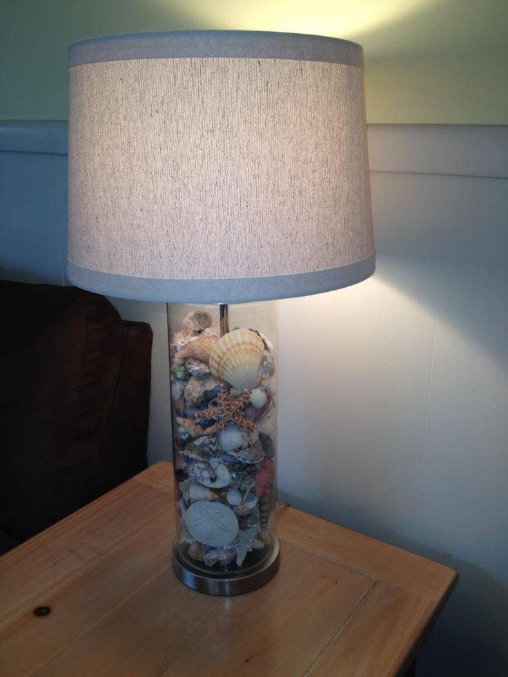 diy target fillable glass lamp base 49 target cream colored linen lamp - Fillable Lamp