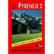 Ostatné vybavenie, doplnky kniha Pyreneje 2 - Roger Budeler