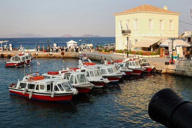 Spetses Stories, Spetses and Bouboulina. | travelovergreece