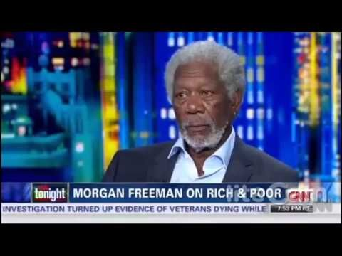 WATCH: It Took MORGAN FREEMAN Just 2 Sentences To DESTROY OBAMA's RACE WAR AGENDA!! - BuzzfeedUSA