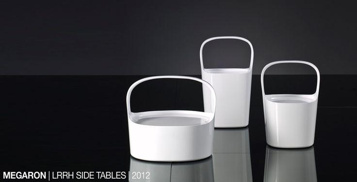 Megaron Launches LRRH Coffee Tables, Designed By Defne Koz