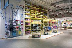 Toy Store | Retail Design | Store Interiors | Shop Design | Visual Merchandising | Retail Store Interior Design | Dalziel and Pow - Work - Paris Kids