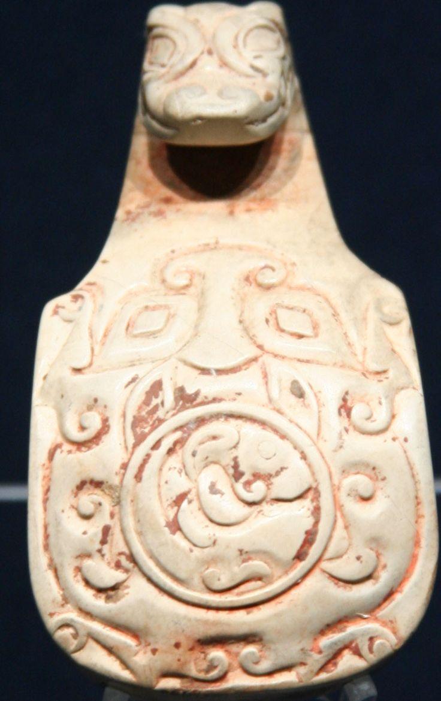 43 best chinese jadezhou dynasty images on pinterest belt buckle with animal mask and frog design warring states period 475221 buycottarizona Images