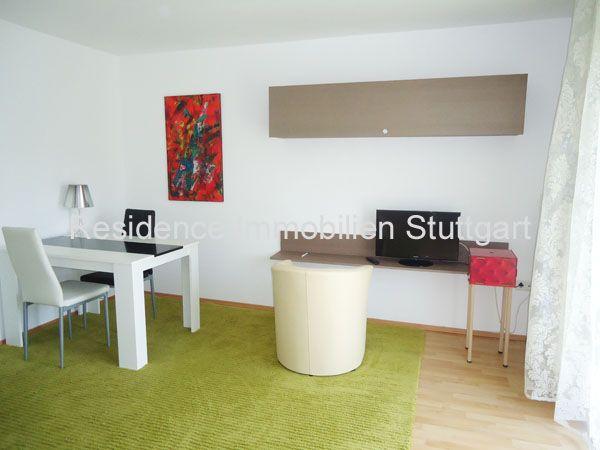Stuttgart Ost: Sonnige 1,5 Zimmer Wohnung Mit Neuw. EBK, Modernem Duschbad