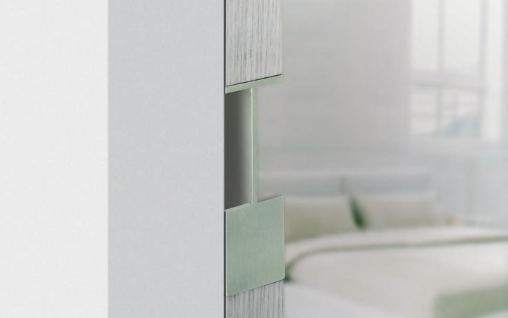Kube Pocket Door