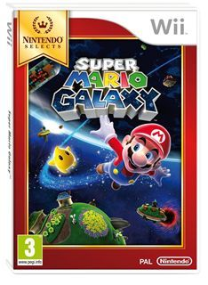 Nintendo Selects: Super Mario Galaxy on Nintendo Ever wondered how awesome it would be to take Mario into outer space for some massive platform play? Super Mario Galaxy does exactly that taking gamers across an amazing array of galaxies and changing http://www.MightGet.com/february-2017-1/nintendo-selects-super-mario-galaxy-on-nintendo.asp