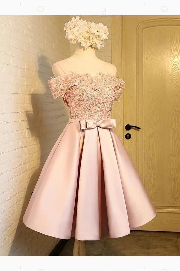 Hot Sale Splendid Short Prom Dresses, Prom Dresses A-Line