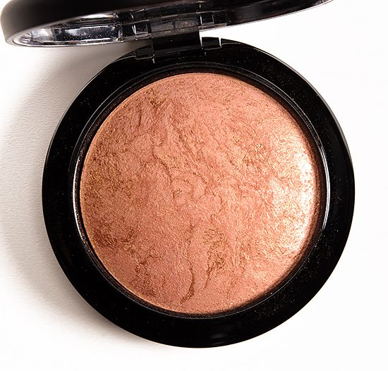 MAC Cheeky Bronze Mineralize Skinfinish I need this in my life for when I am late and out the door.