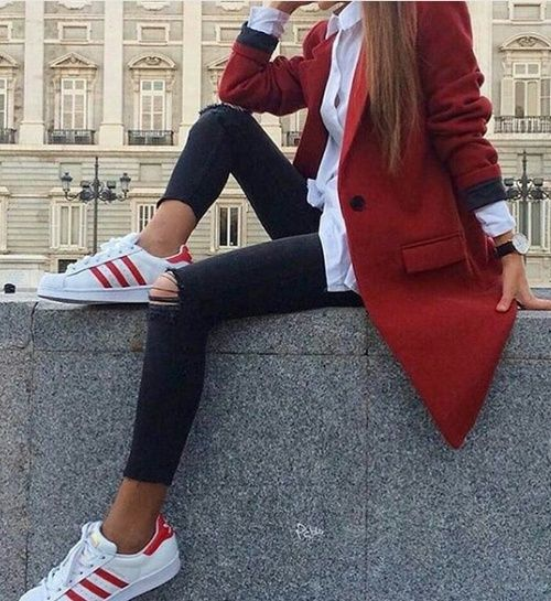 Mu00e1s De 25 Ideas Increu00edbles Sobre Saco Rojo En Pinterest | Viernes Rojo Falda De Otou00f1o Para ...