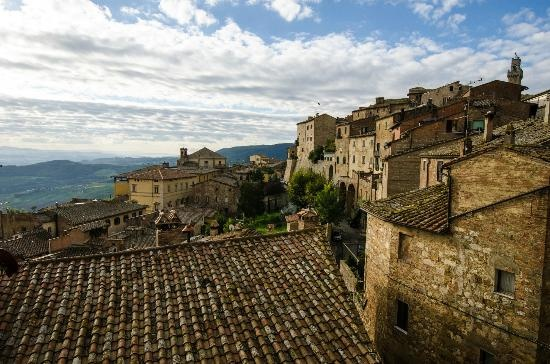 View from our room, at #LocandaSanFrancesco #Montepulciano #Tuscany ( photocredits to Mark S and Tripadvisor)